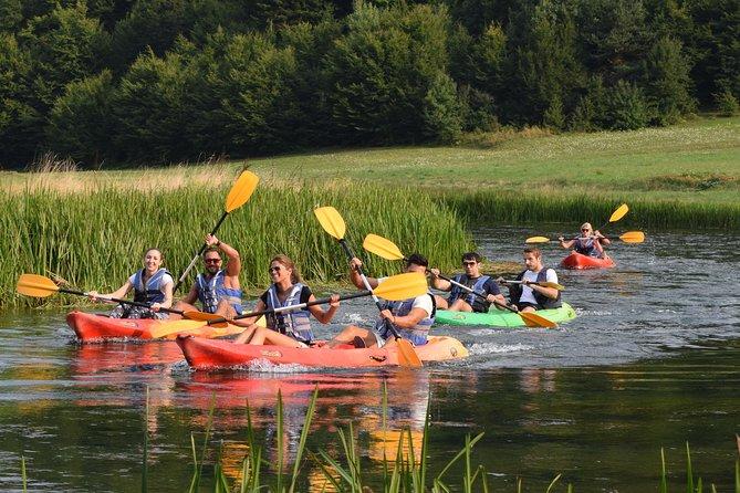 Gacka Valley Bike and Kayak Tour