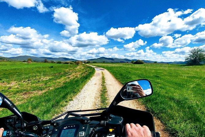 Quad safari Velebit and Gacka premium route