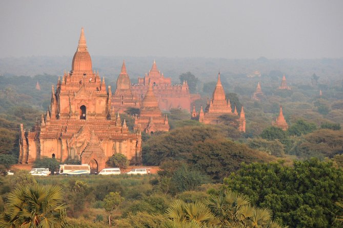 Private City Day Tour of Bagan