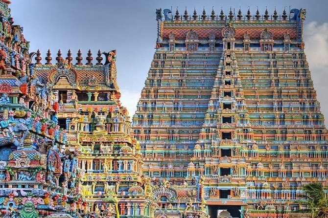 Sacred Pilgrimage Tour - Divya Desam (1st to 4th) in Tiruchirappalli