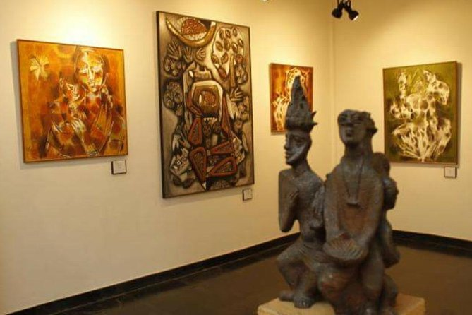 Tour to Kasthuri Sreenivasan Trust Art Gallery & Textile Museum in Coimbatore