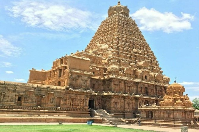 An extraordinary - UNESCO Monuments Tour to Chola Temples from Tiruchirappalli photo 4