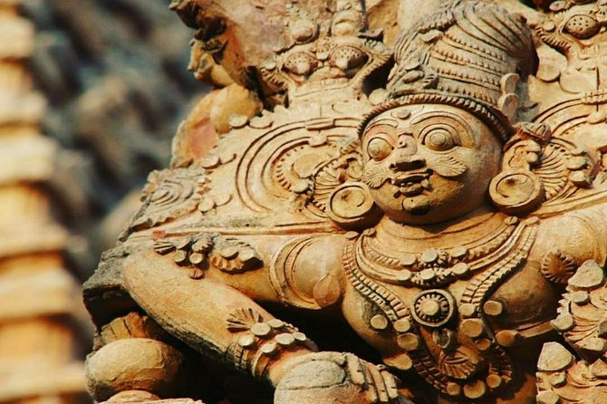 An extraordinary - UNESCO Monuments Tour to Chola Temples from Tiruchirappalli photo 1