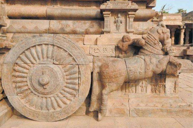 Ancient Temples Tour to Kumbakonam from Tiruchirappalli
