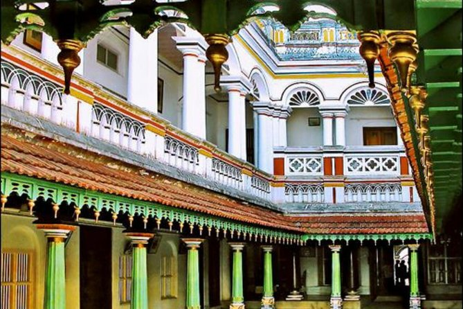 Trip to Visit Chettinad Region and Thirumayam Fort from Tiruchirappalli