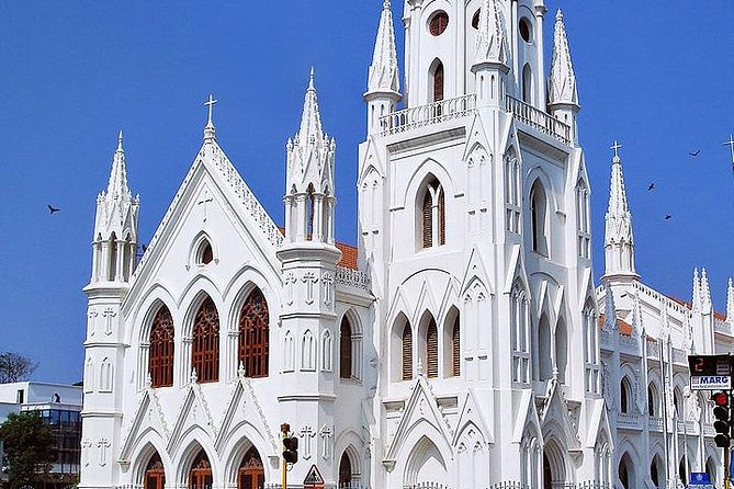Trip to Visit Famous Churches in Chennai