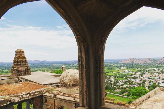 Trip to Visit Gingee Fort from Pondicherry photo 3
