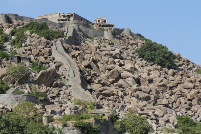 Trip to Visit Gingee Fort from Pondicherry photo 1