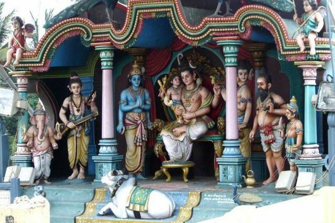 Sacred Pilgrimage Tour to Swamimalai from Trichy