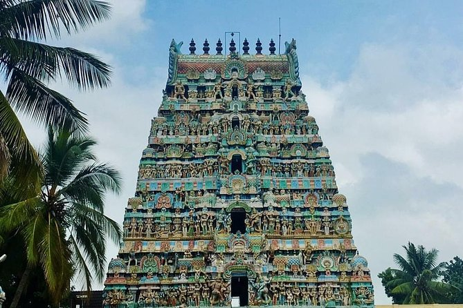 Sacred Pilgrimage Tour- Navagraha Temples Sun, Moon, Venus, Rahu from Kumbakonam photo 1