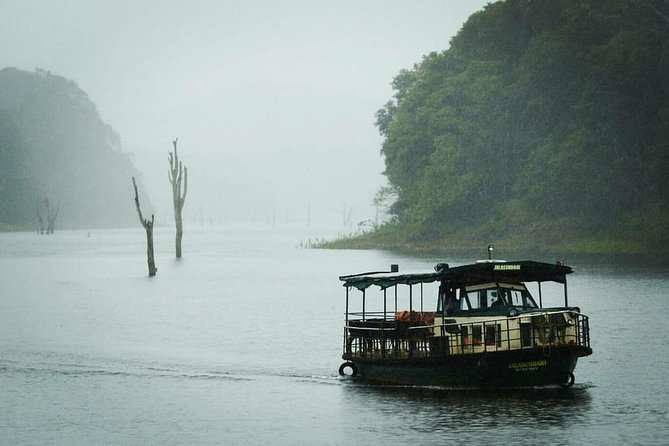 Tour to Periyar National Park from Madurai