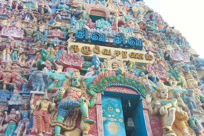 Sacred Pilgrimage Tour - Alangudi Temple (Jupiter) from Tiruchirappalli