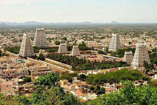 Sacred Pilgrimage Tour - Tiruvannamalai Temple & Sri Ramana Ashram from Chennai