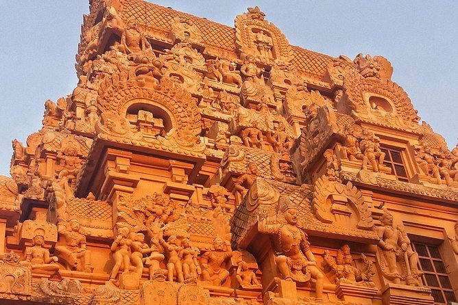 Thanjavur Local Sightseeing Tour from Madurai