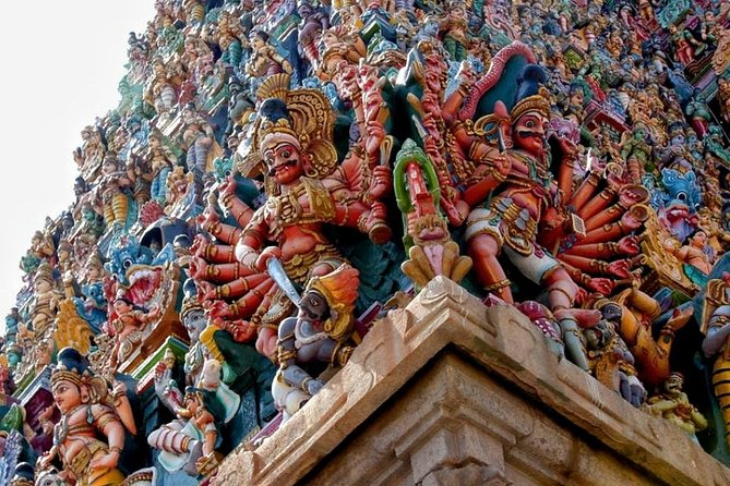 Ancient Temples Tour in Madurai