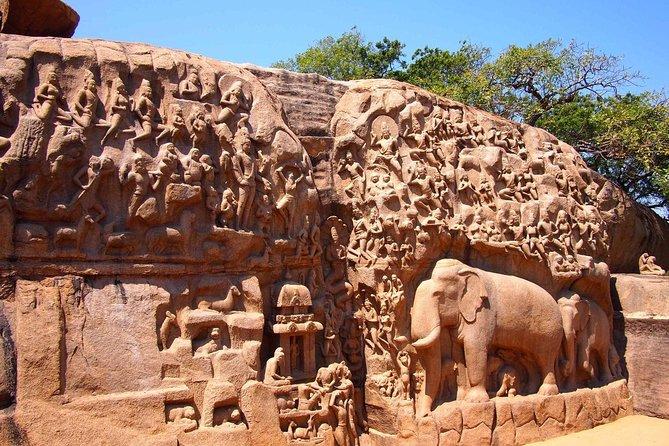 Private Day Tour of Mahabalipuram