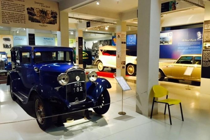 Tour to Gedee Car Museum in Coimbatore