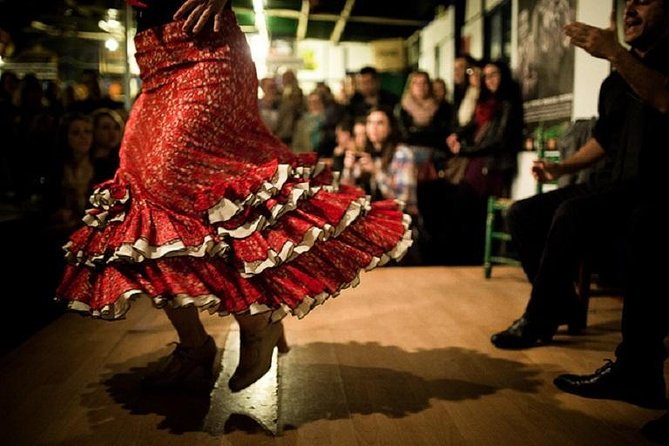 Andalusien, Flamenco-Shows und Tapas