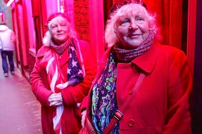 Red Light District Tour with Holland's Most Famous Sex Workers