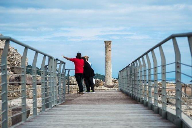 Excursión privada de medio día desde Cagliari a las ruinas de Nora