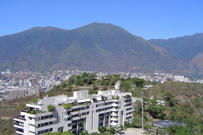 Traslado de Chegada Privado: Aeroporto Internacional Simón Bolívar para Caracas Hotéis
