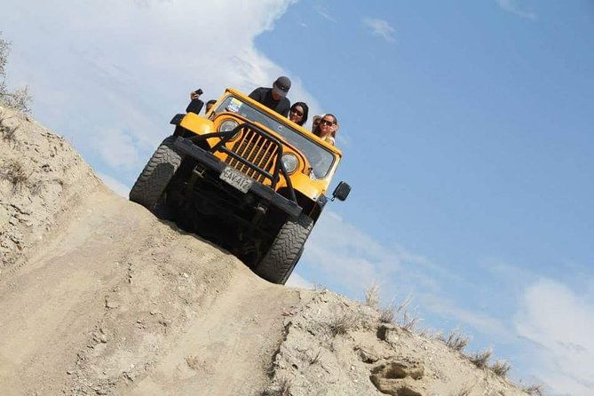 Margarita Island Jeep Safari Tour
