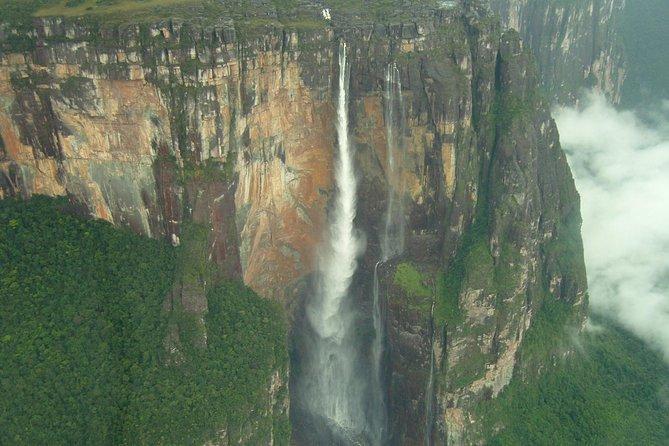 Excursão de cinco dias para Canaima National Park, saindo de Caracas