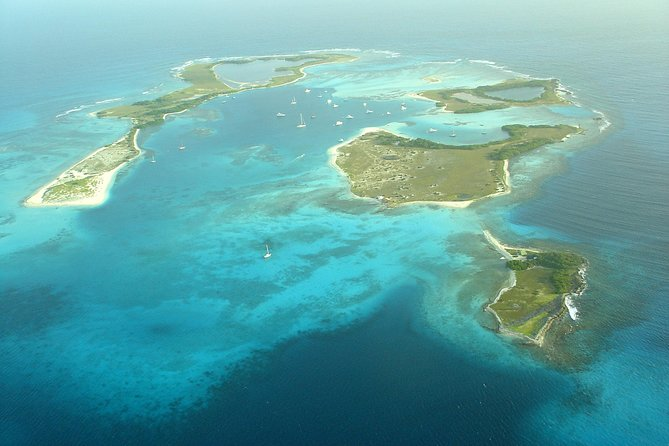 Los Roques National Park 2 Days 1 Night Package