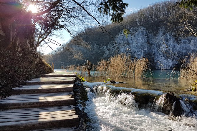 Plitvice lakes Rastoke village Turanj fortress and cheese tasting - Small group