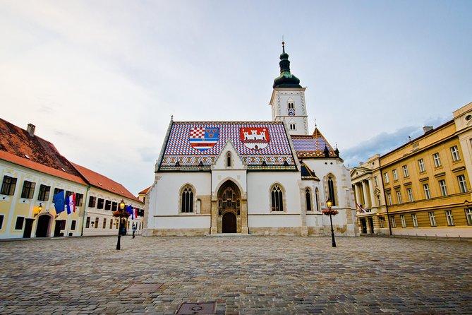 Excursão a pé particular por Zagreb