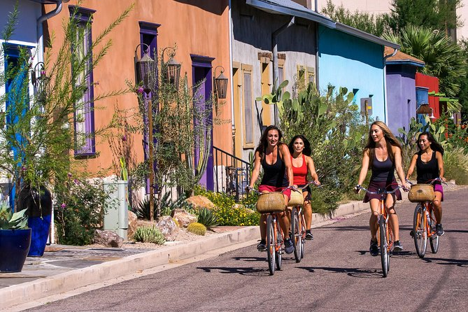 Historic Tucson Bike Tour