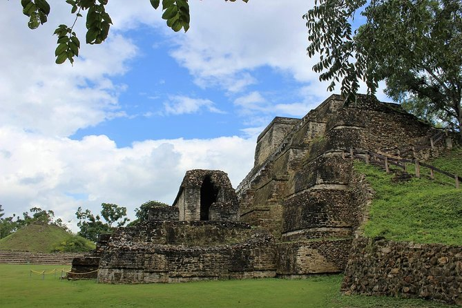 Cave Tubing and Altun Ha Mayan Ruin from Belize City with Lunch