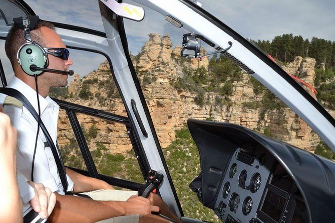 25-minuten durende Grand Canyon Dancer Helicopter Tour vanuit Tusayan, Arizona