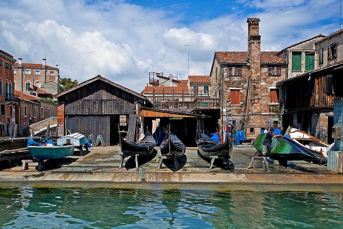 Private Tour: An Historical Gondola Yard in Venice photo 1