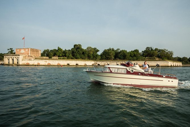 Private Cruise: Churches and Cloisters on the Islands of Venice