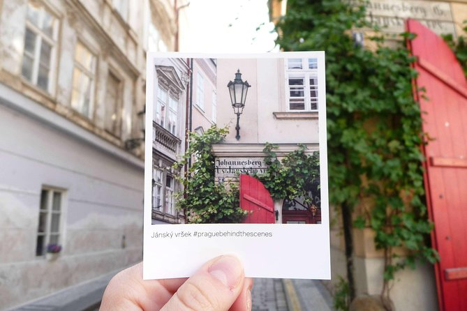 Prague Off-the-Beaten-Path Morning Walking Tour