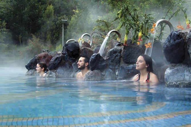 Termas de Papallacta Hot Springs full day tour from Quito