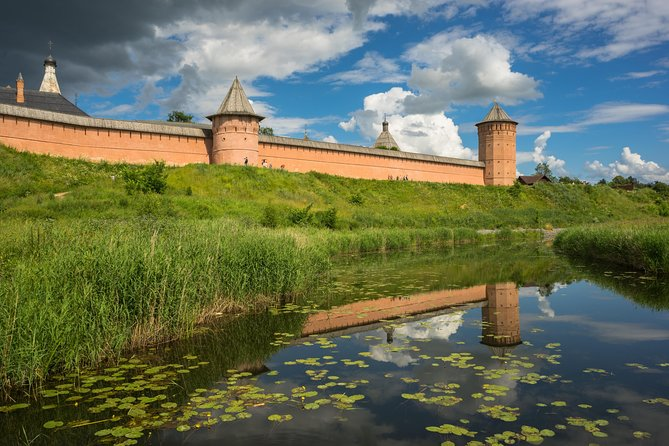 Day tour to Suzdal and Vladimir from Nizhny Novgorod