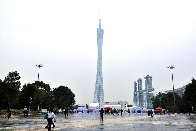 4-Hour Guangzhou Layover Bus Tour