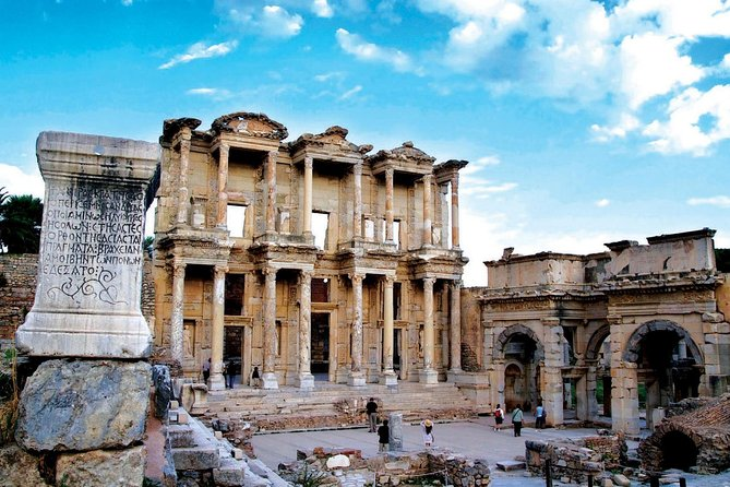 Private Ephesus Tour With Ancient Landmarks From Istanbul