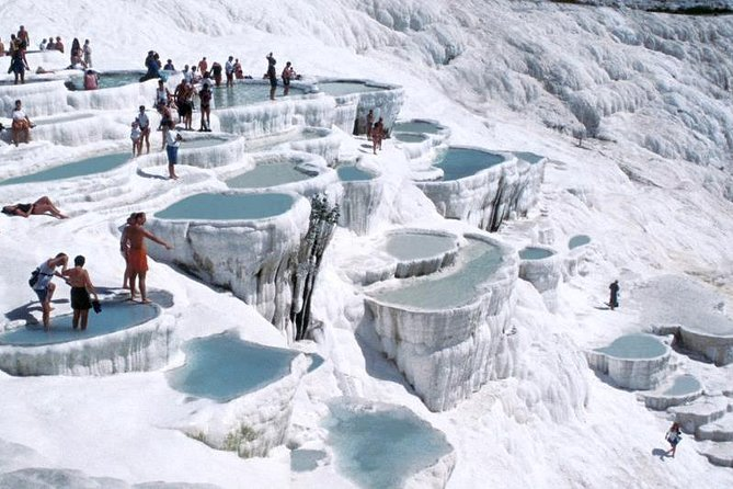 Small-Group Pamukkale Tour from Kusadasi or Selçuk photo 1