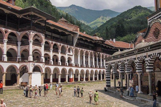 Rila Monastery Day Tour