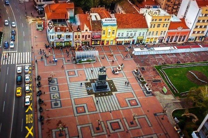 Nis - de hoofdstad van Zuidoost-Servië