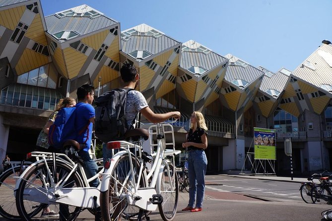 Highlights of Rotterdam Bike Tour