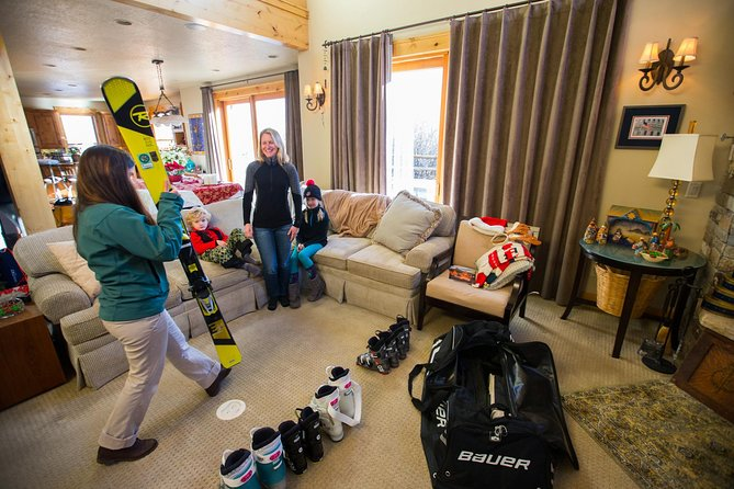 Paquete de alquiler de esquí de rendimiento de Aspen