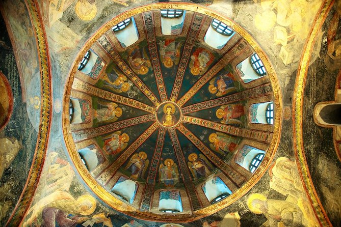 Christian Heritage Private Tour In Istanbul: Byzantine Churches