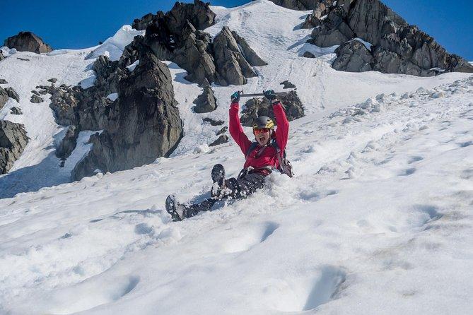 Whistler Glacier Glissading Tour