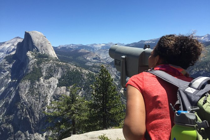 Yosemite and Glacier Point Day Tour