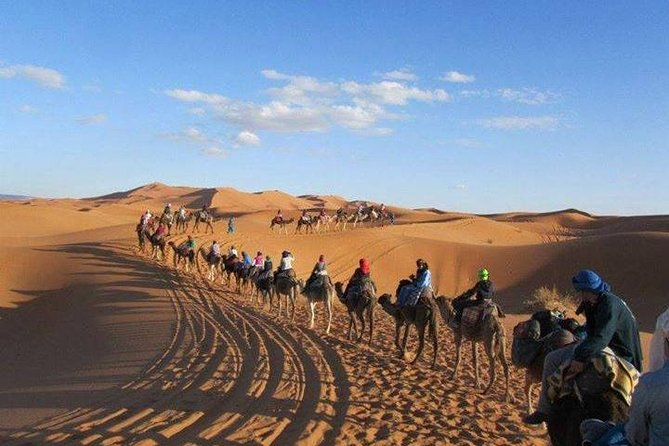 3-Day Sahara Desert To Merzouga From Marrakech