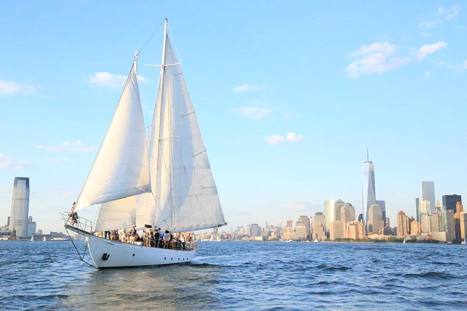 New York City Shearwater Day Statue Sail